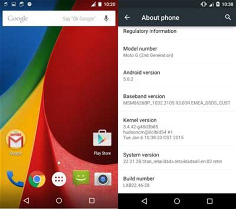 android 5 0 update how to update indian moto g xt1068 to android 5 0 2 lollipop manually droidguiding