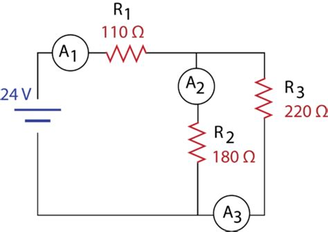 resistors in parallel exle problems combined series parallel circuits ck 12 foundation