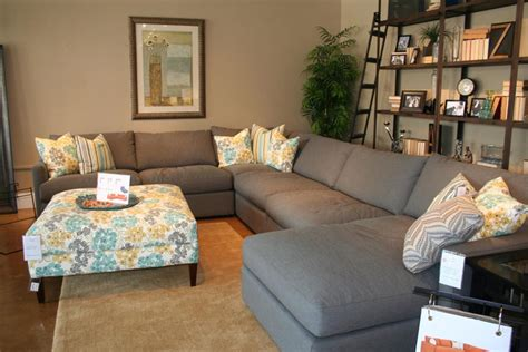 colors that go with gray couch cool gray couch decorating den marina colella