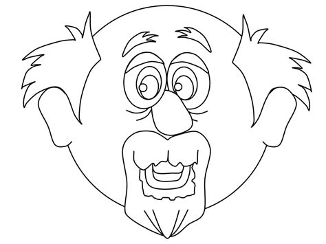 Happy Birthday Grandpa Coloring Pages Coloring Home Grandfather Coloring Pages