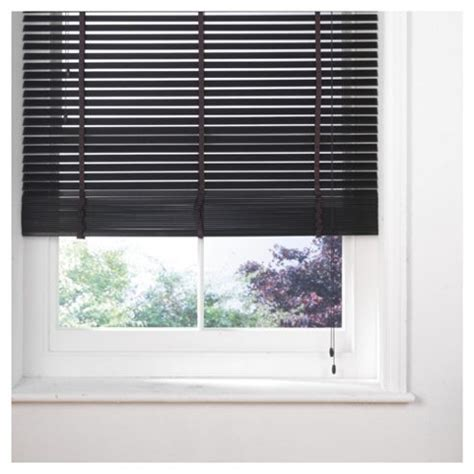 tesco curtains and blinds buy wood venetian blind 35mm slats from our venetian