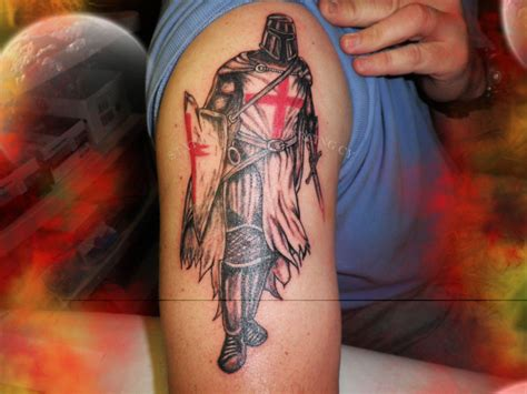 crusader tattoo crusader www imgkid the image kid has it