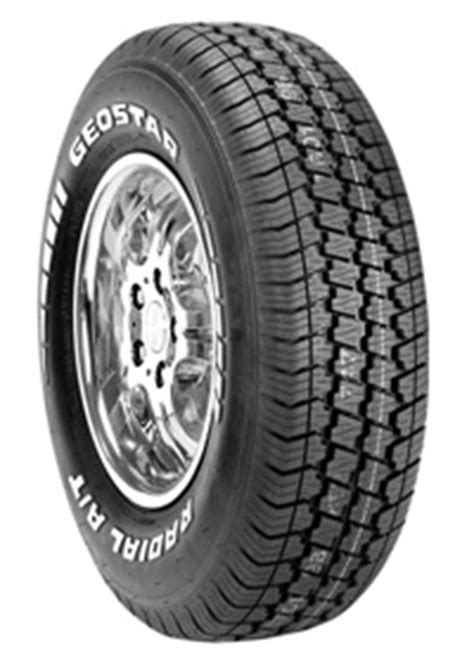 geostar light truck tires from d and j tire the best