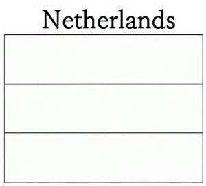 geography blog netherlands flag coloring page