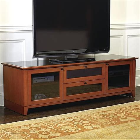 Media Cabinets by Nylah Home Theater Media Cabinet Traditional