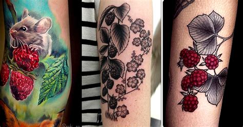 raspberry tattoo designs 10 delicious raspberry tattoos tattoodo