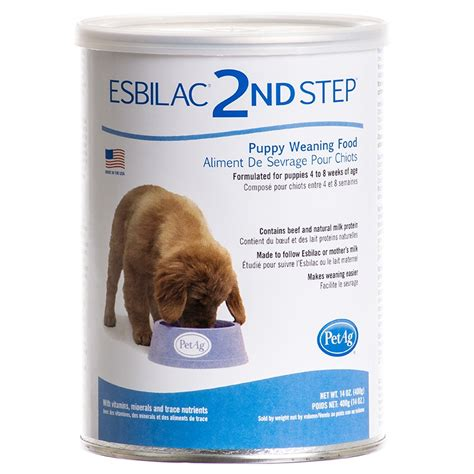 Esbilac 2nd Step Puppy Weaning Food 400 Gr bá t ä n dẠm esbilac 2nd step 400g â pet things si 234 u thá