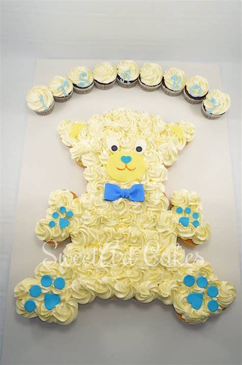 Baby Shower Cupcake Cakes Pictures by 17 Best Ideas About Baby Shower Cupcakes On