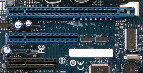 pci express and sli scaling how many lanes do you need