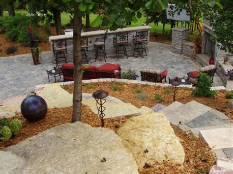Patio Pavers Rochester Mn Paver Patio Outdoor Living Area Rochester Mn Paver