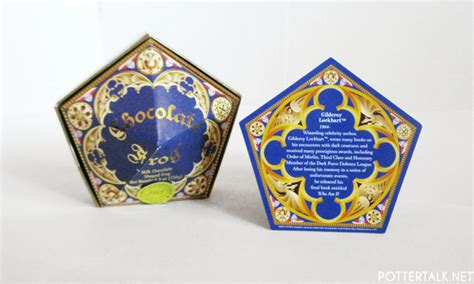 chocolate frog wizard card template gilderoy lockhart chocolate frog card added to wizarding