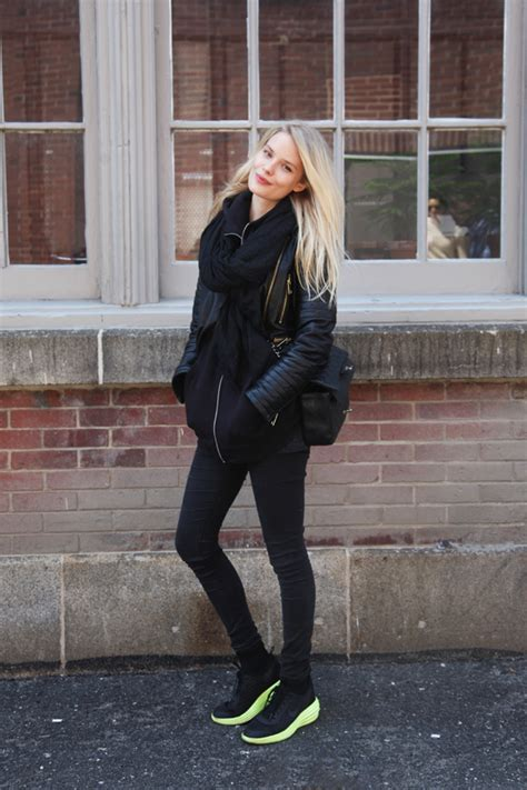Aleana Hoodie stunning leather jackets spotted in 2014 just the