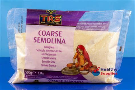 Semolina Flour Semolina Pasta Flour Tepung Semolina 500 Gram coarse semolina 500g by trs healthysupplies co uk buy