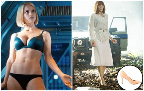 alice eve jurassic world star trek science fiction