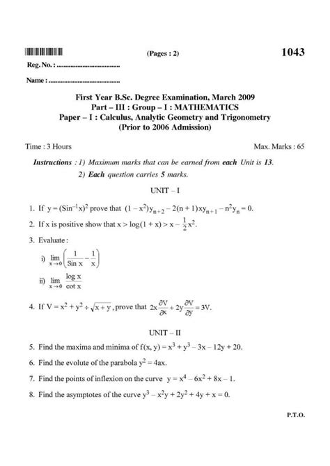 Mba Applied Mathematics by 2018 2019 Studychacha Reply To Topic Bsc Mathematics