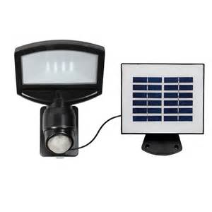lowes outdoor led flood lights shop utilitech pro 180 degree 1 black solar powered