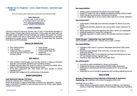 Exemple Lettre De Motivation Ing Nieur guide 171 ing 233 nieur en australie 187 travailler et immigrer