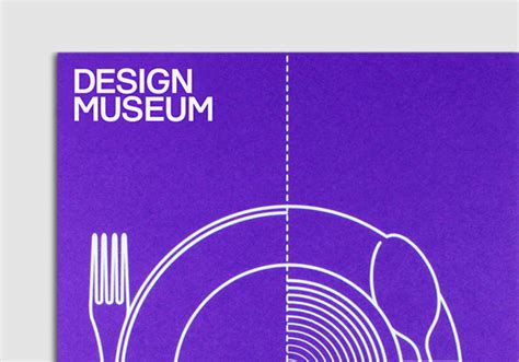 design museum london logo font grazing at design museum on behance