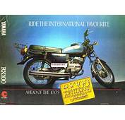 The Legendary Yamaha RX100 And Its Successors