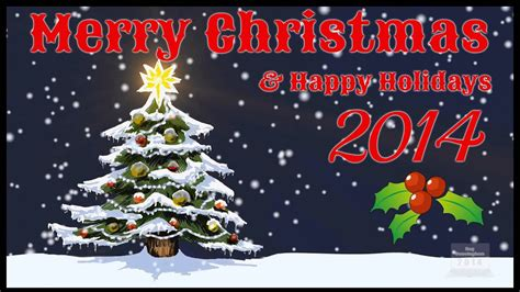 merry christmas happy holidays happy  year youtube