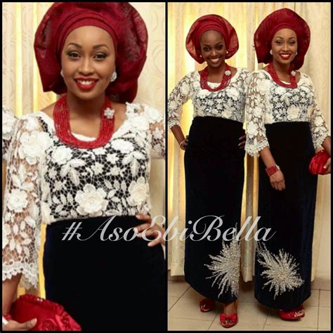 lace and wrapper style in nigeria latest nigerian george and wrapper styles