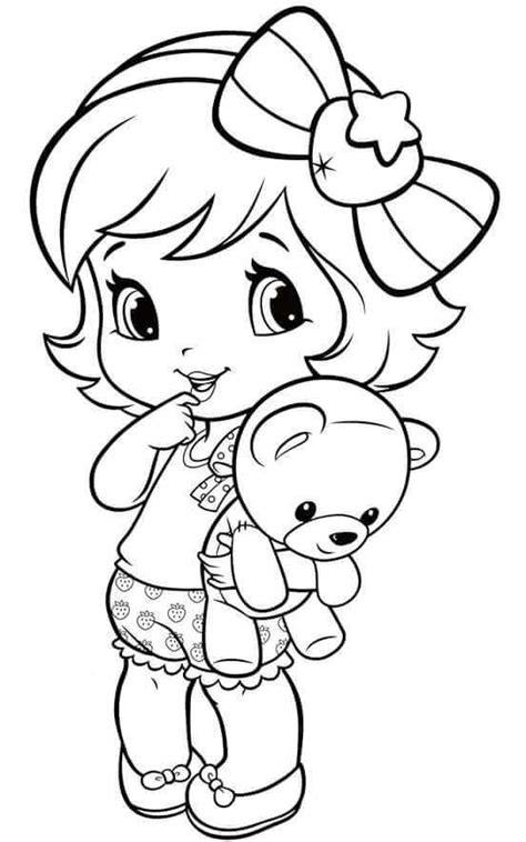 strawberry shortcake coloring book 789 best images about colouring pages on