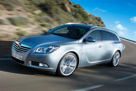 Gebrauchte Motor Für Opel Insignia by Isignia Tourer Vorne Auto Tuning News