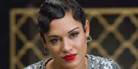 annika off empire haircut actress grace gealey empire is not limited to the