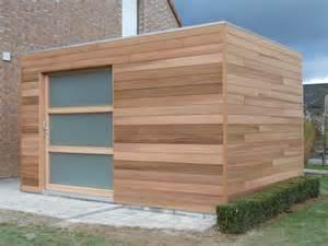 abri jardin bois haut de gamme chalet luxe