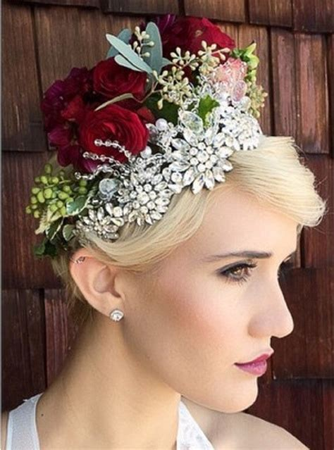 pixie wedding hairstyles 50 best short wedding hairstyles that make you say wow