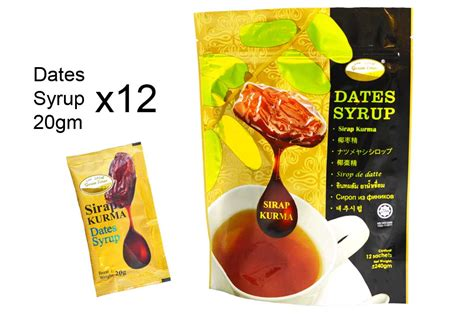 Standing Pouch 12 X 20 gurun emas dates syrup standing pouch x12 sachets jakim