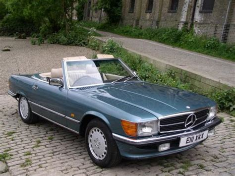 how petrol cars work 1987 mercedes benz e class free book repair manuals classic chrome mercedes benz 420 sl 1987 e green