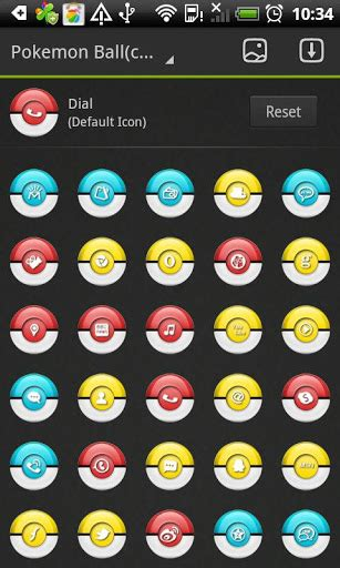 theme line android pokemon pokemon ball theme go launcher android informer pokemon