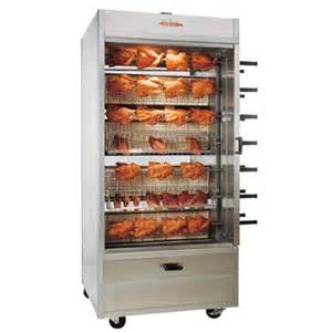 Hickory N14g 70 Chicken Commercial Rotisserie Oven