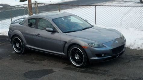 2004 mazda rx8 automatic for sale sell used 2004 mazda rx8 gt automatic gray in croydon