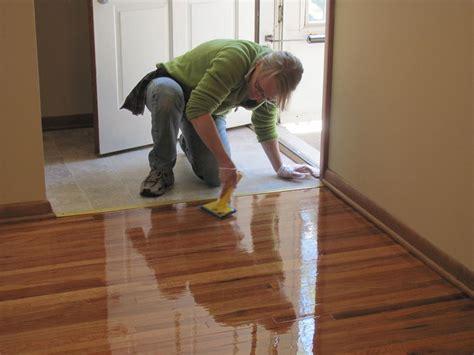 Finishing Hardwood Floors Yourself by Diy Restoring And Installing Hardwood Floors