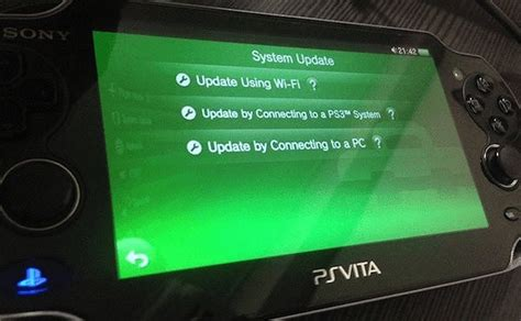 playstation vita firmware 3 65 update is live ps vita