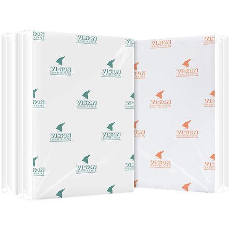 light transfer paper inkjet light heat transfer paper t shirt heat transfer