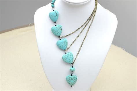 how to make a beaded chain necklace diy beaded chain necklace pictures photos and images for