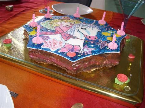 prinzessin lillifee kuchen dekor fotoalbum sonstiges bei chefkoch de