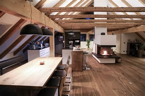 le rustikal dachbodenausbau h tischlerei kotrasch