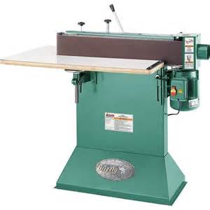 Table Top Sander Edge Sander W Wrap Around Table Grizzly Industrial