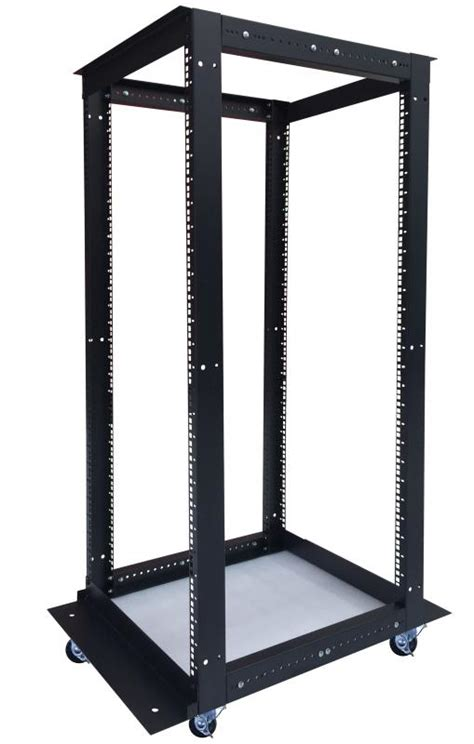 Open Frame Server Rack by 42u 4 Post Open Frame 19 Quot Network Server Rack Sysracks