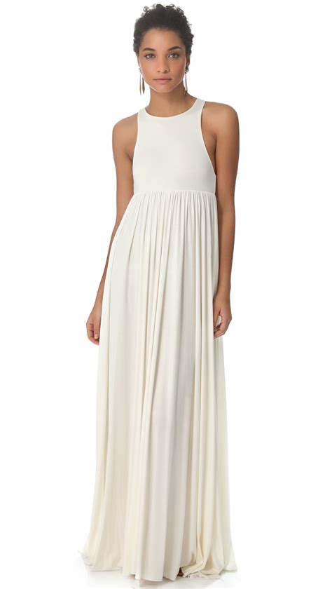 maxi white a pally white maxi dress 50 amazing white dresses