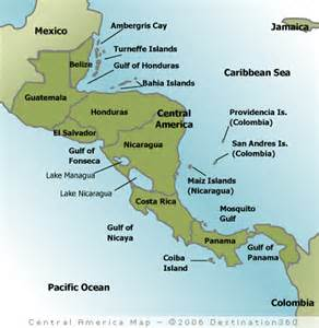central america south america map americanmap 点力图库