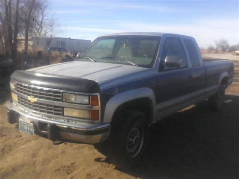 automobile air conditioning repair 1993 chevrolet 3500 free book repair manuals 1993 chevy silverado extracab 4x4 3500 6 5 turbo diesel quot no reserve quot 20 mpg for sale in fallon
