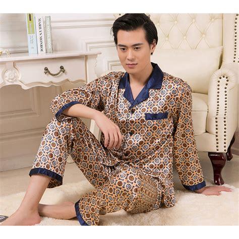 Comfortable Mens Pajamas by Aliexpress Buy New Pajamas Sets Sleeve