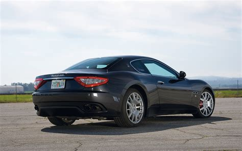 Maserati Granturismo 2008 by 2008 Maserati Granturismo Pictures Information And
