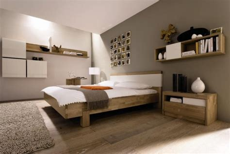 schlafzimmer kernbuche modern bedroom decorating ideas modern bedroom decorating