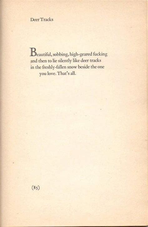 brautigan poems 17 best images about richard brautigan on pinterest you